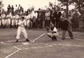 Railroaders Little League game in June, 1954..jpg