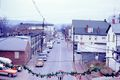 Potomac Street in Brunswick looking west from the bridge on Christmas, 1975..jpg