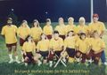 Slo-Pitch Softball Team, Women's lady Eagles 1992.jpg