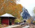 Depot outside the Harpers Ferry Tunnel, taken on October 29, 2019.jpg