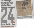 Baseball 1969 Ricky Dawson Record Stands from The Frederick News-Post, June 7, 2019.pdf