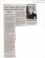 Officer Cassie Grant, Joins Police Department from The Gazette, July 26, 2003.pdf