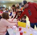 American Legion 2018, Jen Effler helping Charles, Grant, Rileigh and Delaney Cole with some crafts at the American Legion Part.jpg