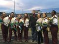 Band 2018, Senior Night in October, Billy Roberts, Alex Alfano, Kylie Hatch, Carissa Ward, Mr Fowle, Lily Eckles, Katelyn Harrison, Tyler Hannibal (L to R,).jpg