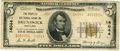 Bank note from Peoples National Bank 1929.jpg
