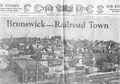 Brunswick Railroad Town photos from an article in the The Sunday Sun, Baltimore, MD March 10, 1957.pdf